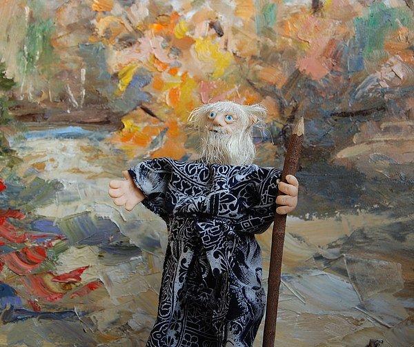 кукла, Сергей Меркулов