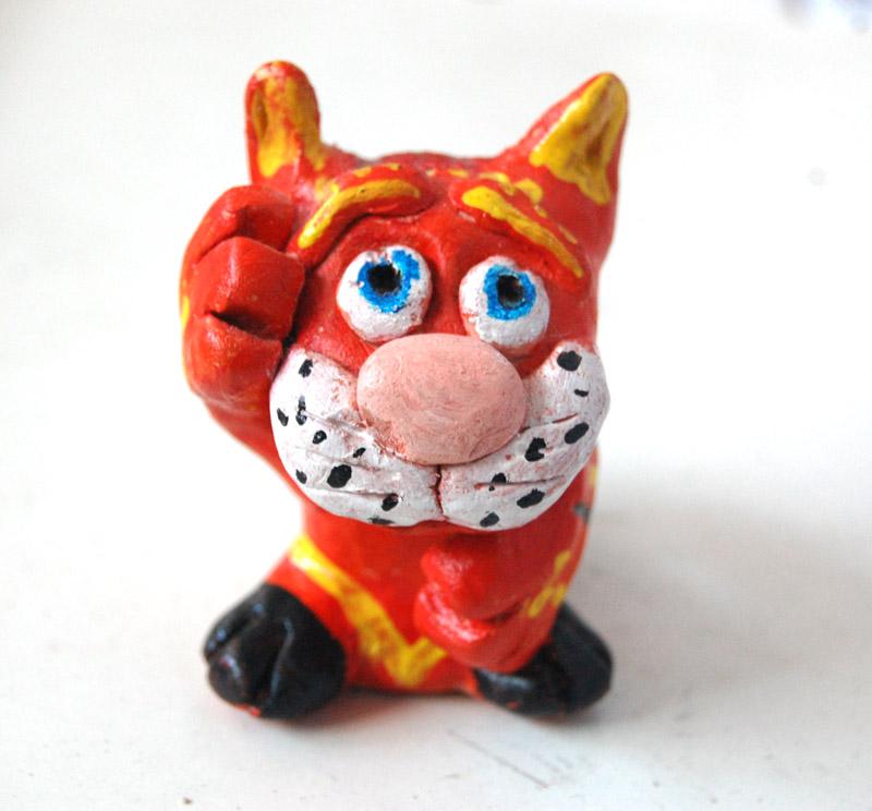 Глиняный кот, Меркулов Сергей
