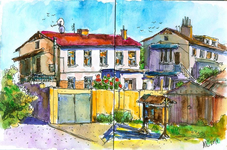 Севастопольский закоулок