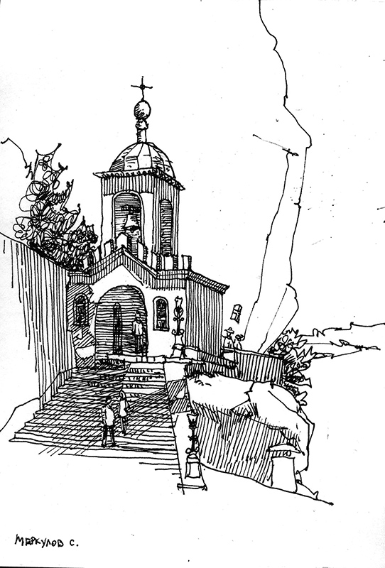 монастырь чуфут 2__